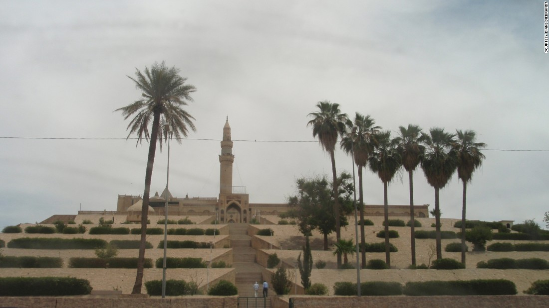 In July, a video was released showing the destruction of Jonah's Tomb in Mosul. The tomb was inside a Sunni mosque, seen here in 2008, called the Mosque of the Prophet Yunes (Arabic for Jonah).