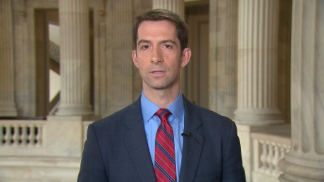 Does GOP letter sabotage Iran deal? Sen Cotton responds