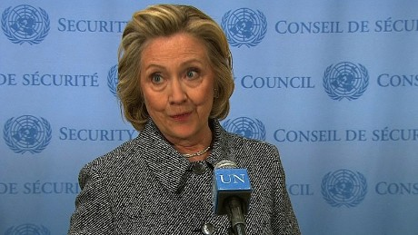Hillary on email: 'I opted for convenience'