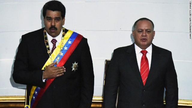 Asamblea Nacional de Venezuela otorga poderes especiales a Maduro