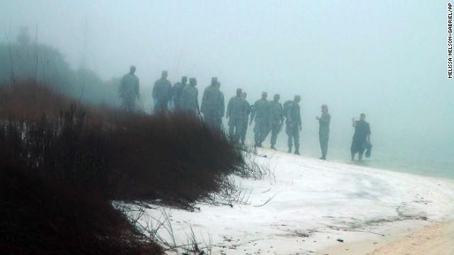 Military helicopter crash: No survivors found