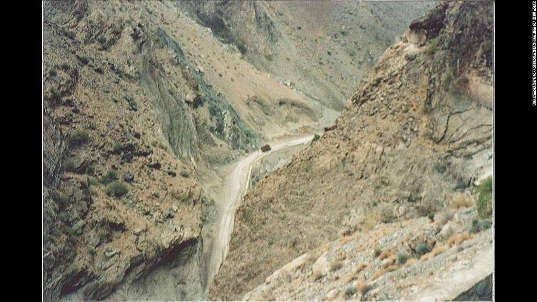 Bin Laden discovered Tora Bora during the anti-Soviet war in the 1980s.