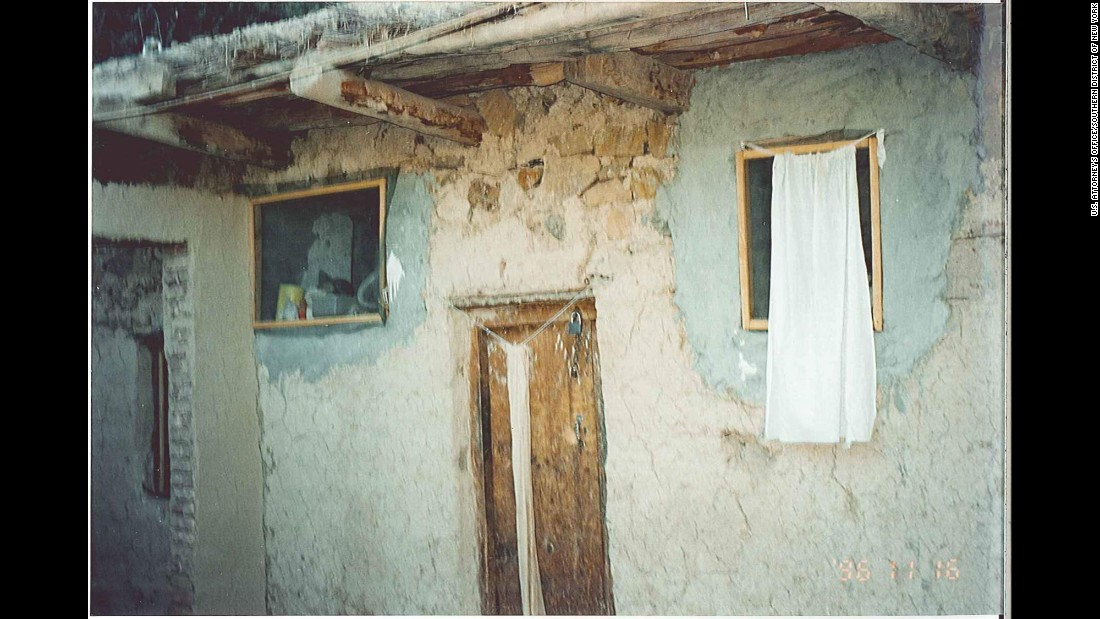 Bin Laden had a two-bedroom house at Tora Bora.