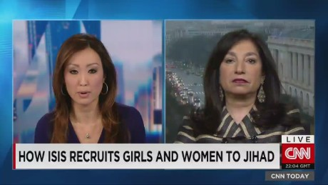 How ISIS Recruits Girls and Women To Jihad_00004223