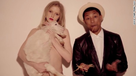 Pharrell's lawyer: If this stands, more will come