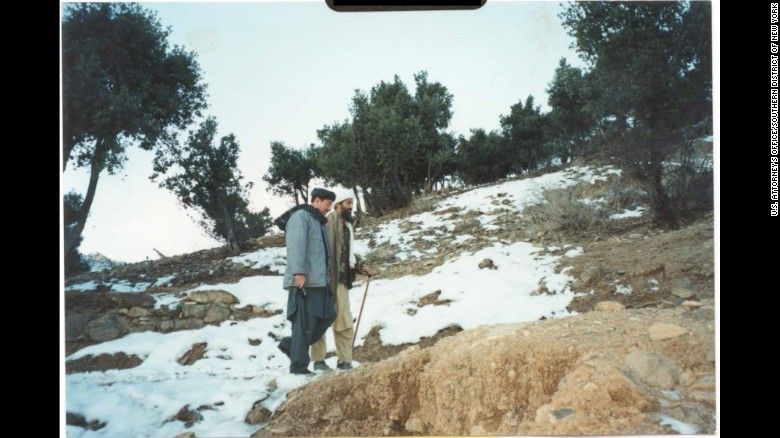"Osama bin Laden took Palestinian journalist Abdel Barri Atwan on a two-hour hike around Tora Bora in 1996. ""He loved that nature there. He loved the mountain. They were trying to have their own community, grow their foods,"" Atwan recalled."
