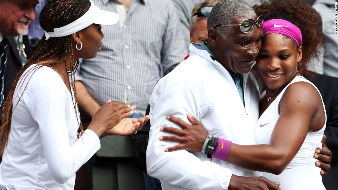 But Richard Williams and Venus Williams are continuing to boycott the tournament, according to a tournament official.