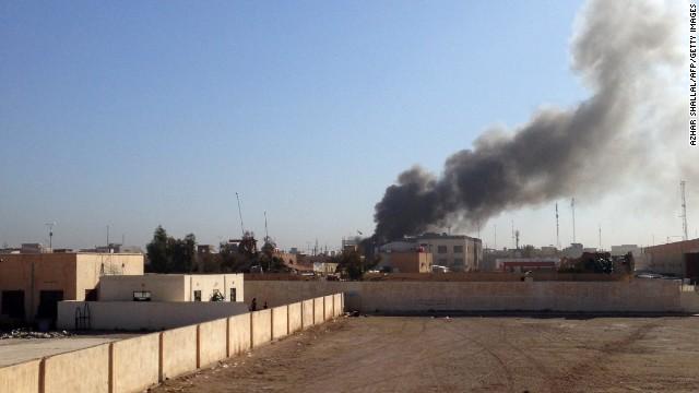 La ciudad iraquí de Ramadi, en peligro de caer en manos de ISIS