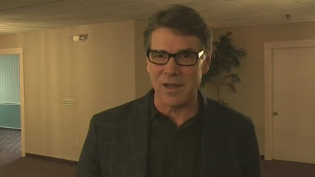 Rick Perry on race, Clinton emails and 2016