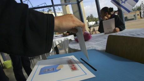 Key factors in Israeli elections