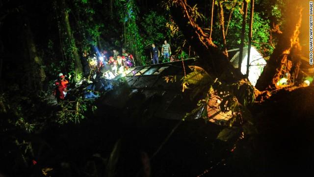 41 personas mueren en un accidente de autobús en el sur de Brasil