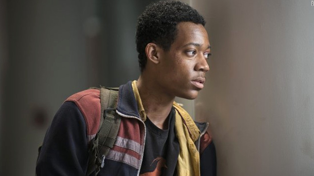 "Noah (Tyler James Williams) was just introduced this season, but his stay on ""The Walking Dead"" wasn't very long. As season five neared a close, he was attacked and eaten alive by walkers in the most brutal death imaginable."