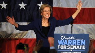Elizabeth Warren's career