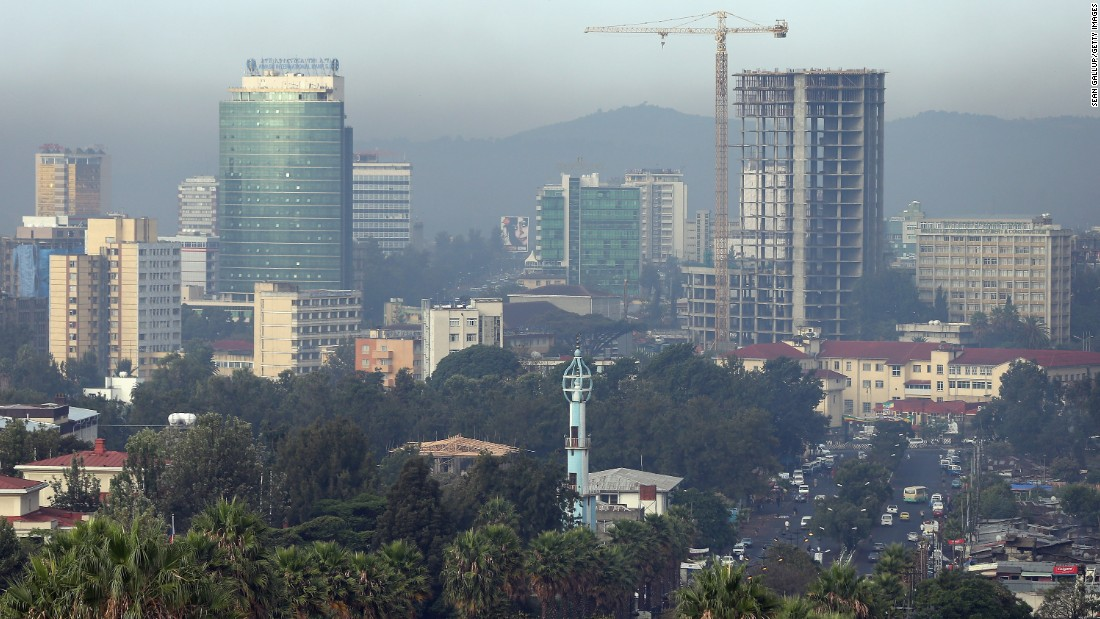 Real estate giant Knight Frank ranked Ethiopia's capital as one of its Global Cities of the future in its 2015 Wealth Report. The city is in eighth place, hosting 21 UHNWIs.