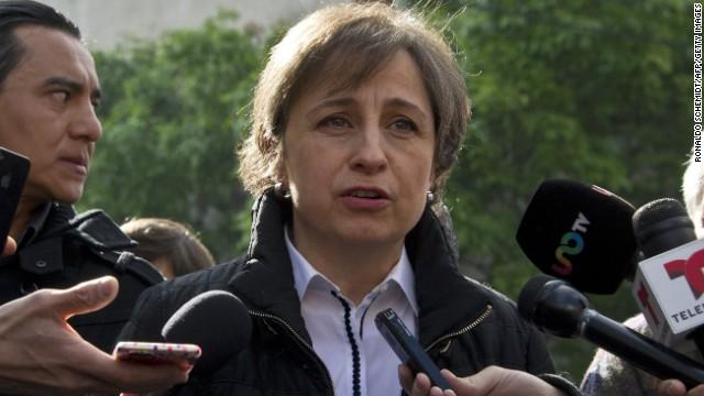 Así reaccionó el gobierno de México al conflicto entre MVS y Aristegui