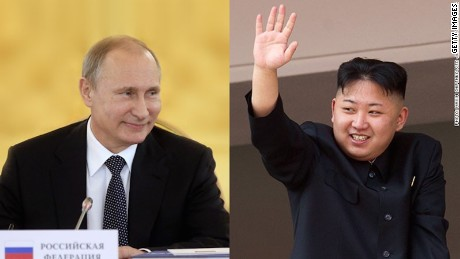 """North Korea and Russia declared 2015, which is the 70th anniversary of the end of World War II, as """"Friendship Year."""" The two countries have intensified their relationship, with goals to increase trading to $1 billion a year. Also, there are talks that North Korean leader Kim Jong Un will make his first foreign visit to Moscow this year."""