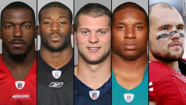 ¿Por qué estos jugadores de la NFL se retiraron prematuramente?