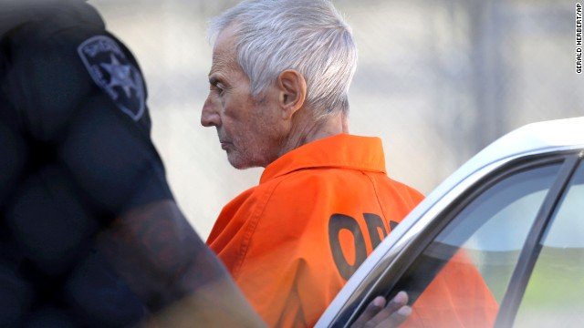 Robert Durst, en peligro de suicidio, se preparaba para vivir como fugitivo