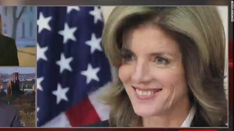 Investigan amenaza de muerte contra Caroline Kennedy, embajadora de EE.UU. en Japón