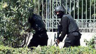 Gunmen attack Tunisian museum