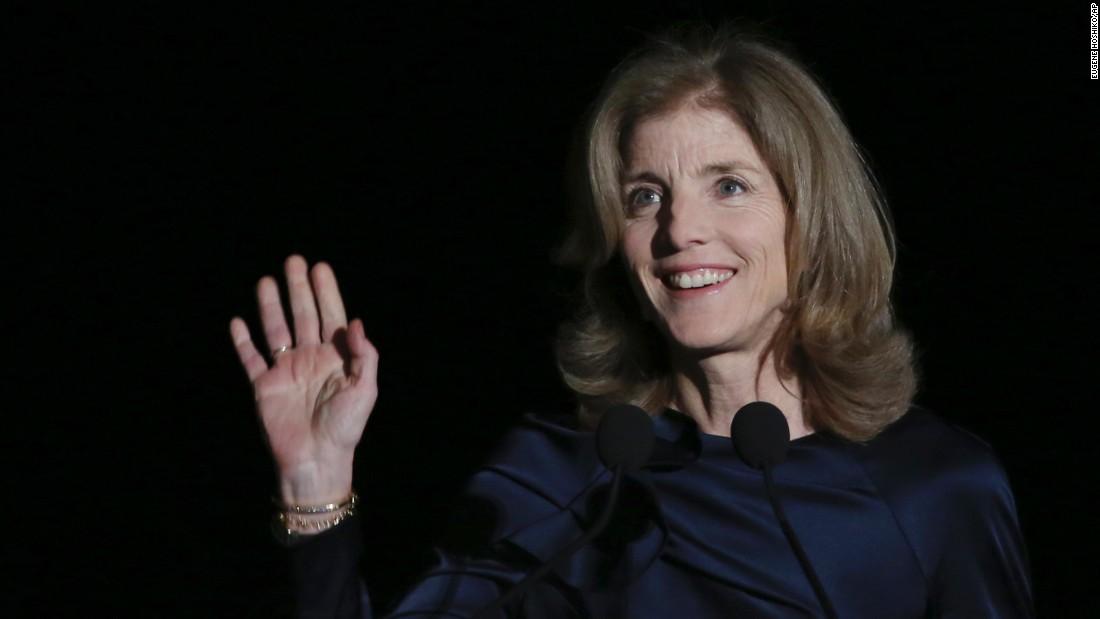 Caroline Kennedy Princess Of Camelot