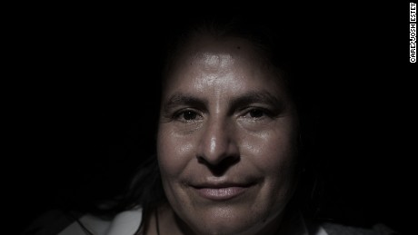 Adelma Cifuentes, fearing for her life, suffered through an abusive relationship for more than a decade.