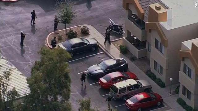 Un muerto y 5 heridos en tiroteos en Arizona