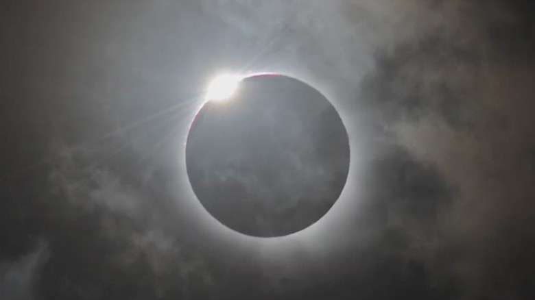 ¿Dónde puedo ver el eclipse solar?