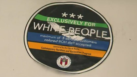 dnt tx racist stickers_00001308