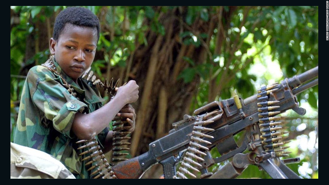 The truth about child soldiers (Opinion) - CNN.com