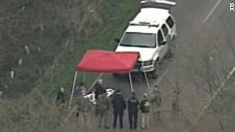 Shooting near U.S.-Canadian border leaves one dead
