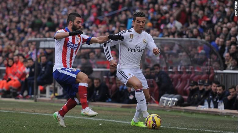 Atlético vs Real Madrid y PSG vs Barça, en cuartos de la Champions