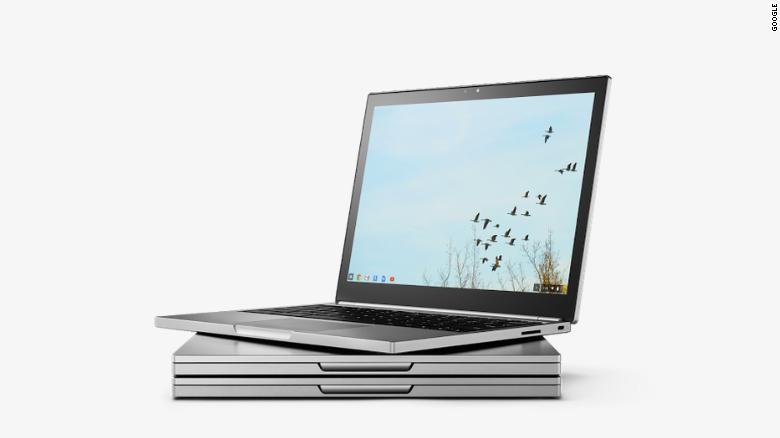 ¿Estás buscando una nueva laptop? La Chromebook Pixel 2 podría interesarte