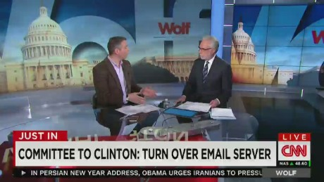 Wolf Frates Clinton Email Controversy _00000000