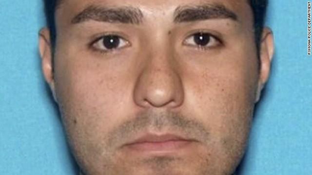 Persecución internacional de policía de Los Ángeles sospechoso de homicidio