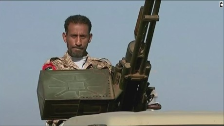Libyan forces fighting ISIS and each other