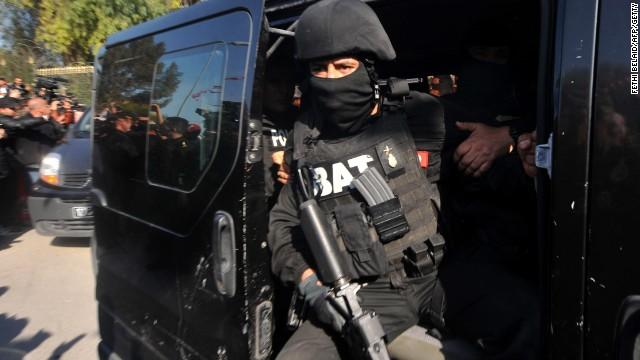 Un tercer terrorista del museo de Túnez logró huir