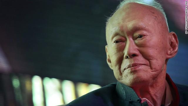 Muere a los 91 años Lee Kuan Yew, fundador del nuevo Singapur