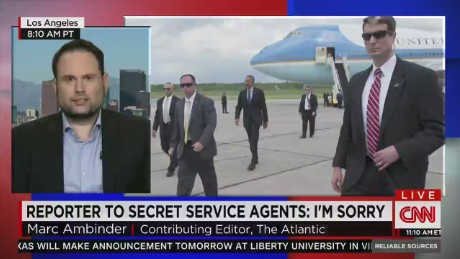 RS Did media outlets go too far on secret service story?_00014716