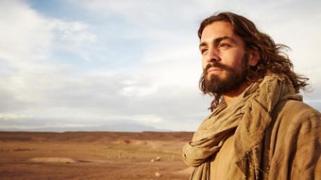 Adam Bond portrays Jesus in the CNN Original Series 'Finding Jesus'