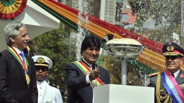 Evo Morales: Libro sobre el reclamo de una salida al mar será obligatorio en escuelas