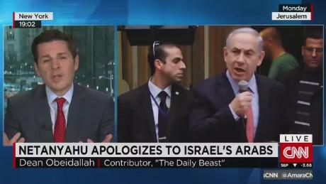 exp Netanyahu Apologizes to Israel's Arabs_00002001