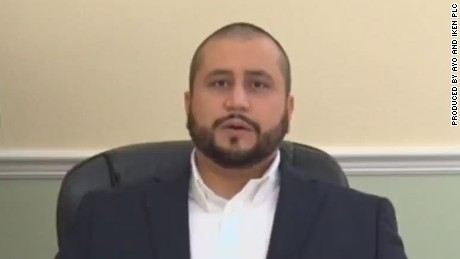 George Zimmerman blames Obama for racial divide