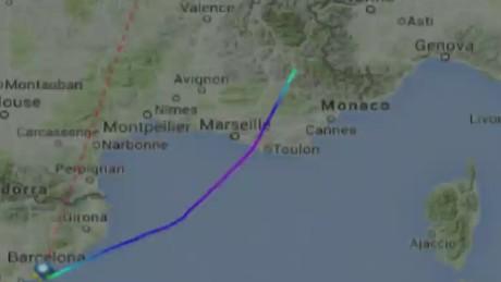 newday plane crash french alps_00011924