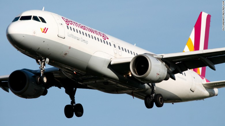 Mandatory Credit: Photo by Picturematt/Rex/REX USA (2676099a) Germanwings A320 aircraft Germanwings A320 aircraft