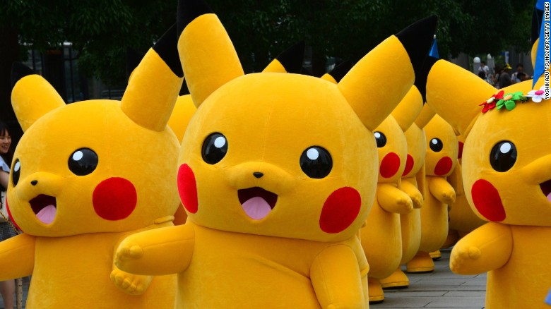 Pokemon game adds $7.5 billion to Nintendo market value in two days
