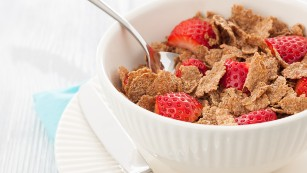 Ingredient to a long life your cereal bowl
