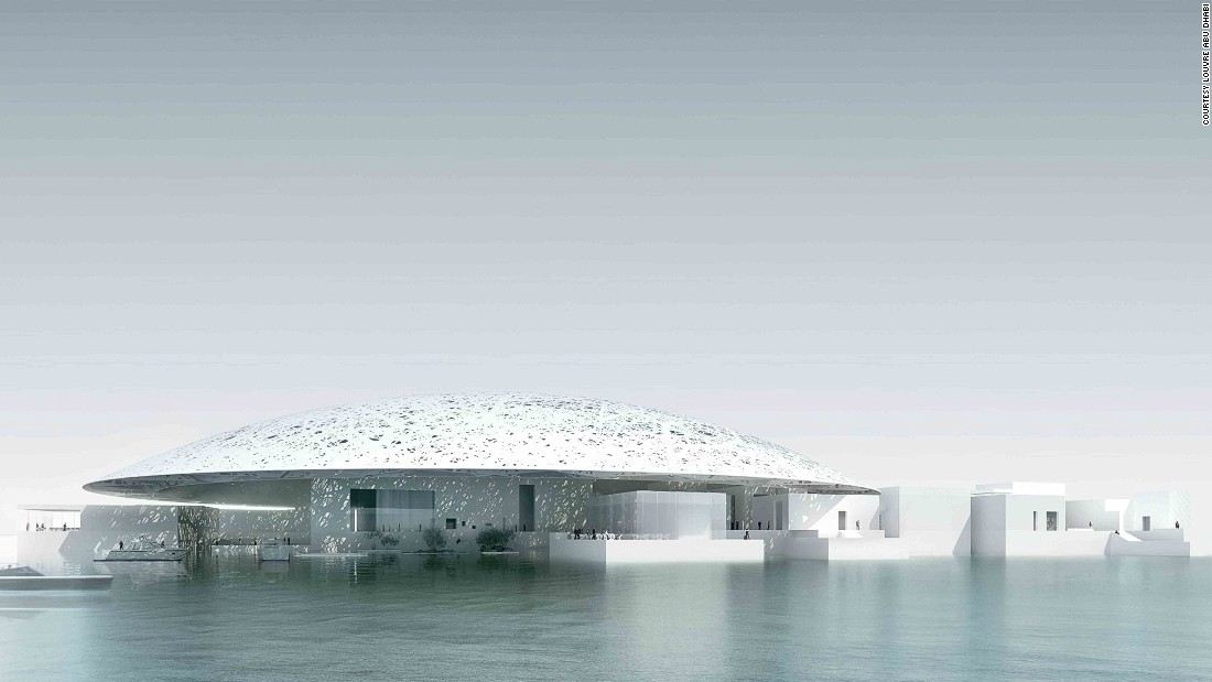 After major delays the Louvre Abu Dhabi should finally open to the public by the end of 2016. Inside the museum's domed structure will be 65,000 square feet of permanent installations.