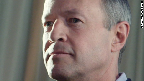 Moments from Martin O'Malley's career