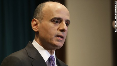 "WASHINGTON, DC - MARCH 25: Saudi Arabian Ambassador to the United States Adel bin Ahmed Al-Jubeir annouonces that Saudi Arabia is conducting military air strikes in Yemen during a news conference at the Saudi Arabian Embassy March 25, 2015 in Washington, DC. Working with Gulf Cooperation Council allies, Saudi Arabia is responding to a request by Yemen President Abed Rabbo Mansour Hadi's to help preserve the ""legitimate government"" against the Houti insurrection. (Photo by Chip Somodevilla/Getty Images)"
